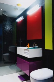 Stunning Colorful Bathroom Decoration For Your Kids 30