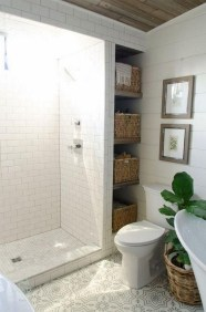 Vintage Farmhouse Bathroom Decor You Will Try 27