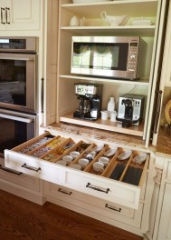 Amazing Diy Coffee Station Idea In Your Kitchen 11
