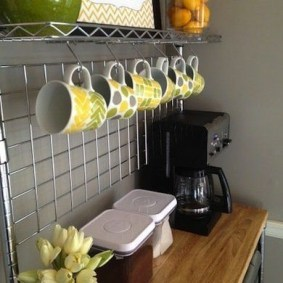 Amazing Diy Coffee Station Idea In Your Kitchen 22