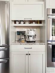 Amazing Diy Coffee Station Idea In Your Kitchen 26