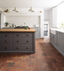Awesome Kitchen Floor To Design Your Creativity 04