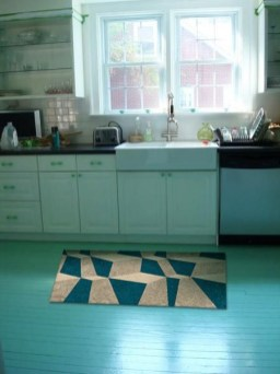 Awesome Kitchen Floor To Design Your Creativity 09