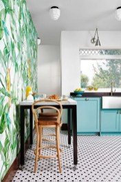 Awesome Kitchen Floor To Design Your Creativity 11