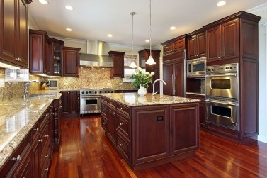 Awesome Kitchen Floor To Design Your Creativity 14