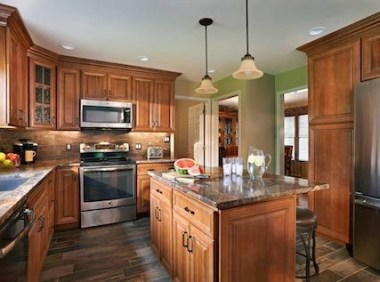 Awesome Kitchen Floor To Design Your Creativity 18