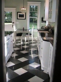 Awesome Kitchen Floor To Design Your Creativity 19