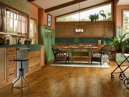 Awesome Kitchen Floor To Design Your Creativity 33