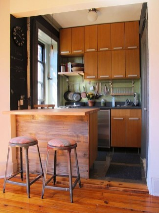 More Creative Diy Rustic Kitchen Decoration Idea For Small Space 07