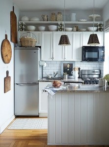 More Creative Diy Rustic Kitchen Decoration Idea For Small Space 14