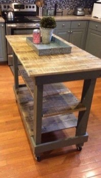 More Creative Diy Rustic Kitchen Decoration Idea For Small Space 17