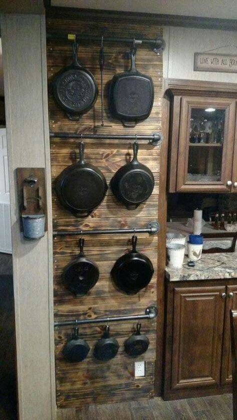 More Creative Diy Rustic Kitchen Decoration Idea For Small Space 26