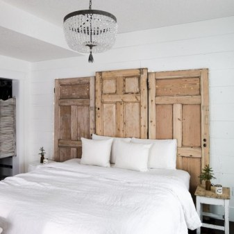 Cheap And Easy DIY Headboard For Your Bedroom 08