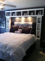 Cheap And Easy DIY Headboard For Your Bedroom 31