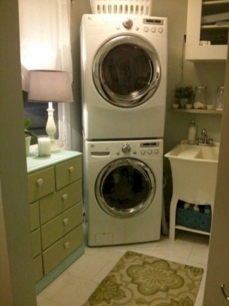 Contemporary Laundry Room Decor Ideas You Can Try For Your House 09