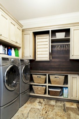 Contemporary Laundry Room Decor Ideas You Can Try For Your House 12
