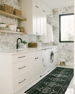 Contemporary Laundry Room Decor Ideas You Can Try For Your House 22