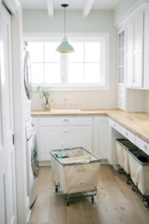 Contemporary Laundry Room Decor Ideas You Can Try For Your House 35