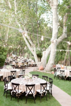 Create Beautiful Outdoor Wedding Decoration You Will Love 23