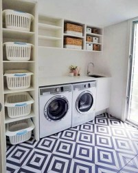 Creative And Inspiring Laundry Room Decor Idea 14