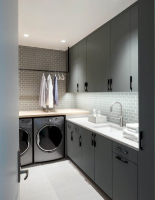 Creative And Inspiring Laundry Room Decor Idea 15