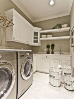 Creative And Inspiring Laundry Room Decor Idea 25