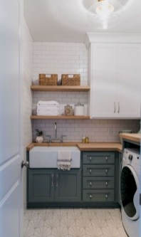 Creative And Inspiring Laundry Room Decor Idea 31