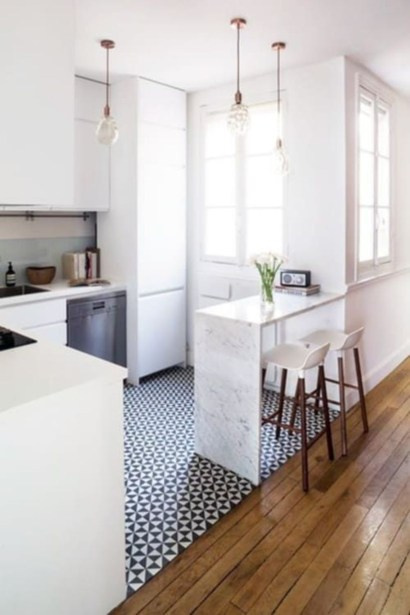 Elegant Small Kitchen Decor Just For You 13