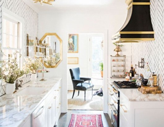 Elegant Small Kitchen Decor Just For You 20