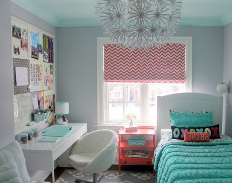 Impressive Bedroom Decoration Idea For Teen Style 10