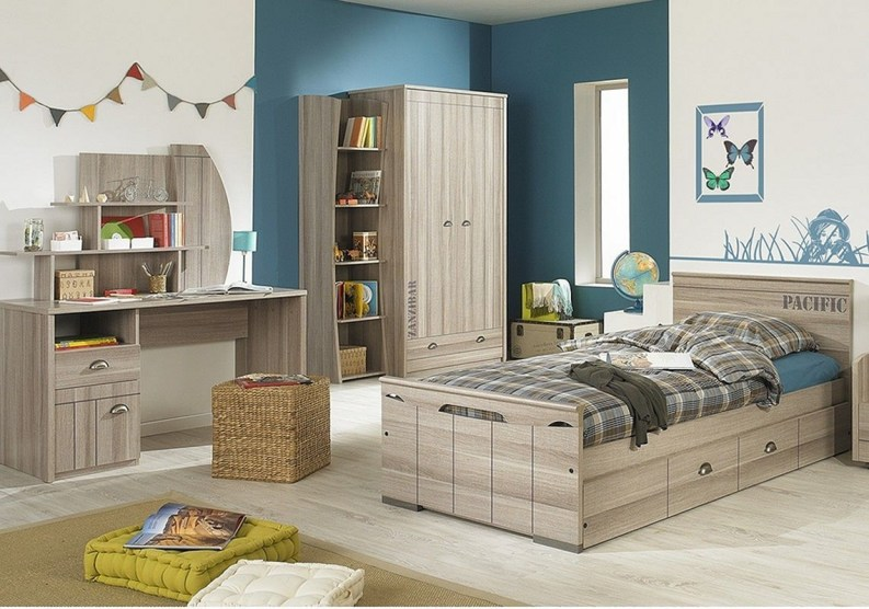 Impressive Bedroom Decoration Idea For Teen Style 19
