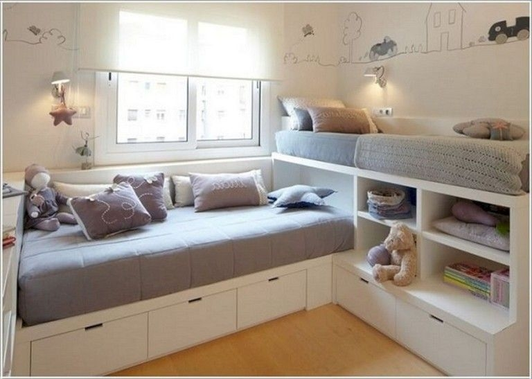 Impressive Bedroom Decoration Idea For Teen Style 24