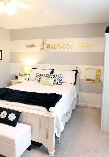 Impressive Bedroom Decoration Idea For Teen Style 35