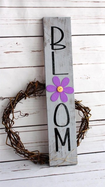 Incredible DIY Spring Craft To Be Inspire Everyone 14