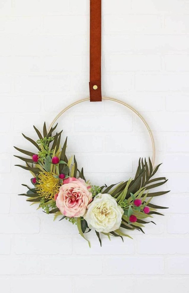 Incredible DIY Spring Craft To Be Inspire Everyone 16