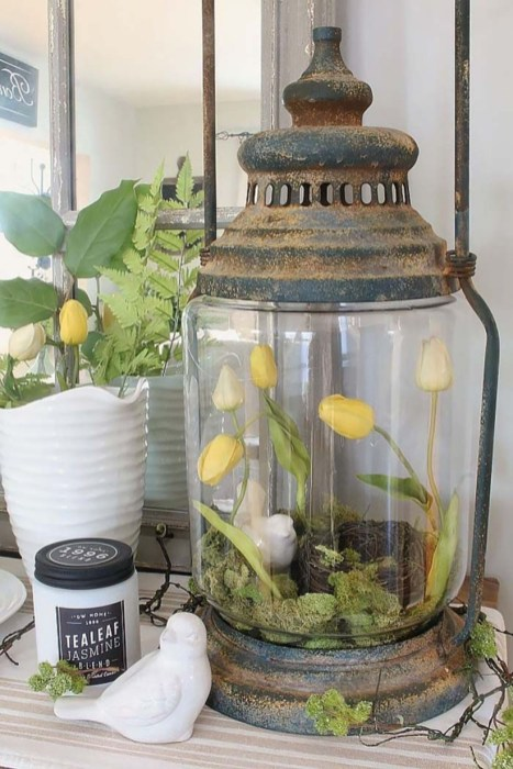 Incredible DIY Spring Craft To Be Inspire Everyone 30