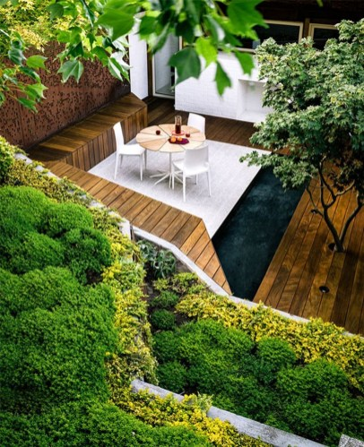 Incredible Small Backyard Ideas For Relax Space 14
