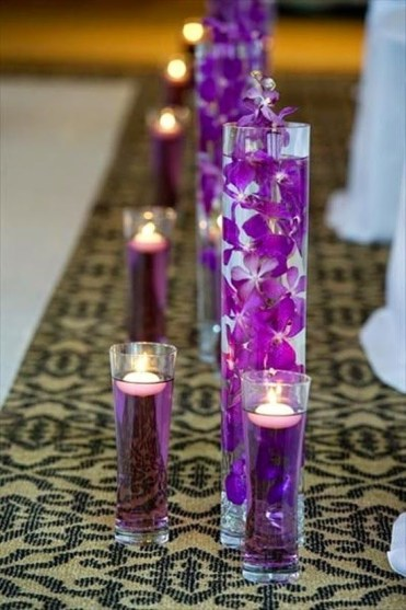 Simple Centerpieces Decoration For Inspiration Your Wedding 12