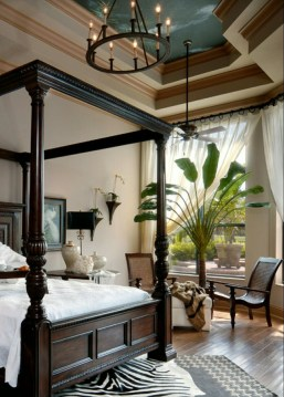 Stylish And Elegant Master Bedroom Idea For Your Family 03