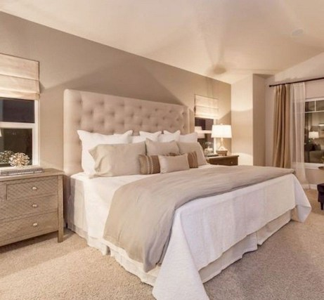 Stylish And Elegant Master Bedroom Idea For Your Family 06