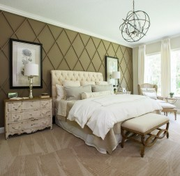 Stylish And Elegant Master Bedroom Idea For Your Family 10