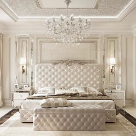 Stylish And Elegant Master Bedroom Idea For Your Family 13