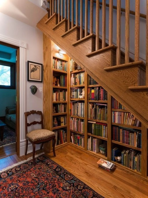 Amazing DIY Bookshelves You Can Do 03