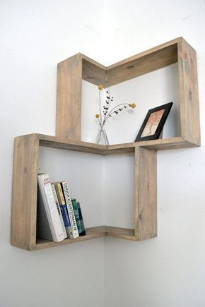 Amazing DIY Bookshelves You Can Do 21