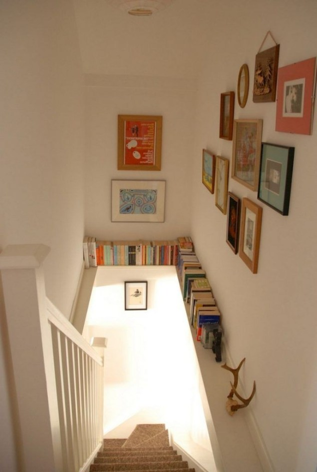 Amazing DIY Bookshelves You Can Do 24