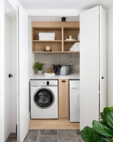 Amazing Small Laundry Room Design You Can Do 01