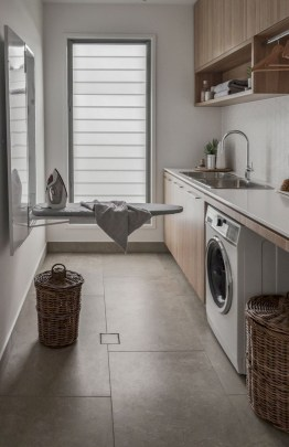 Amazing Small Laundry Room Design You Can Do 15
