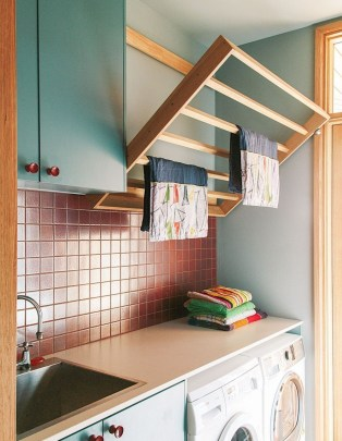 Amazing Small Laundry Room Design You Can Do 16