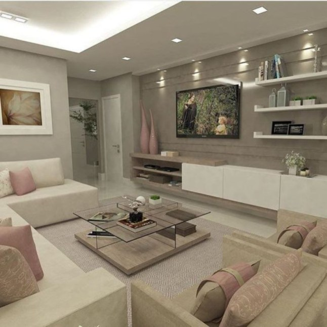 Beautiful Cozy Living Room Design Idea Try For You 02