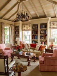 Beautiful Cozy Living Room Design Idea Try For You 21